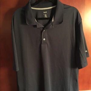Men's Reebok Golf shirt 3xlt Navy